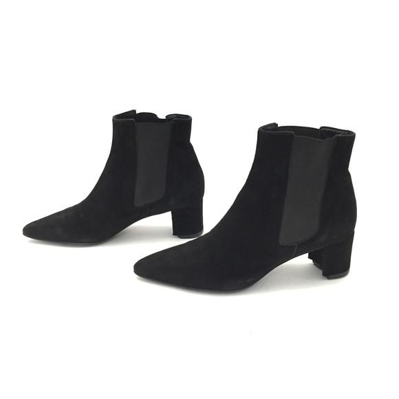 Stephane Kélian Suede Ankle Boots njX6fzS